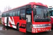 Аренда автобуса КИА Грандберд