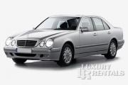 Прокат автомобиля Мерседес Бенц E-класс W210